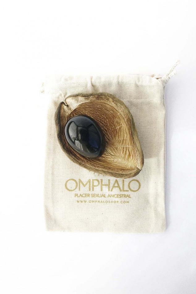 Bolsa Obsidiana Dorada